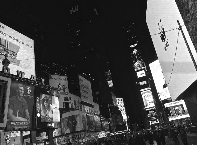 Day 351:3 times square