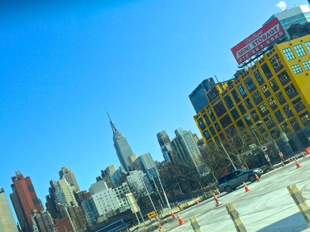 Day 46:4 at the lincoln tunnel