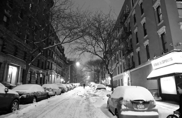Day 60-4 snow, again