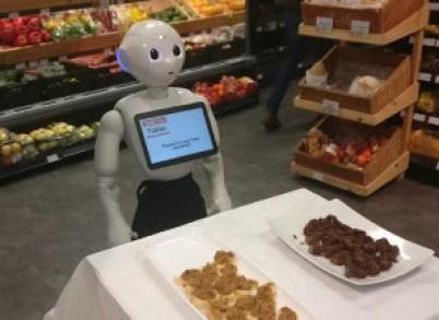 Fabio Il robot