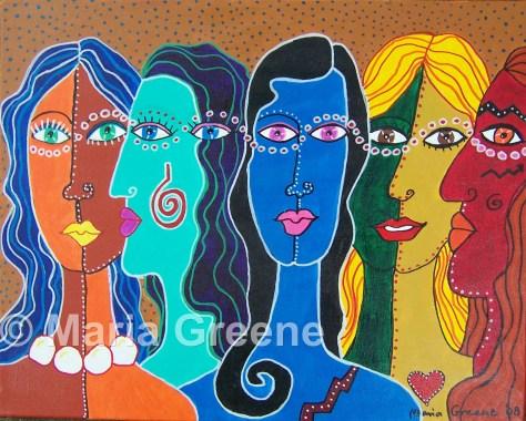 sisterhood painting