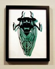 Cicada Graphic
