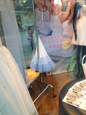 A skirt seen in a shop lately
