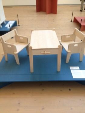 Danísh Children's furniture from 1960s