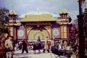 The Pantomime Theatre in Tivoli 1960