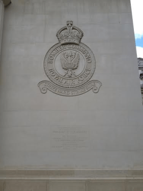 Bomber command Green Park