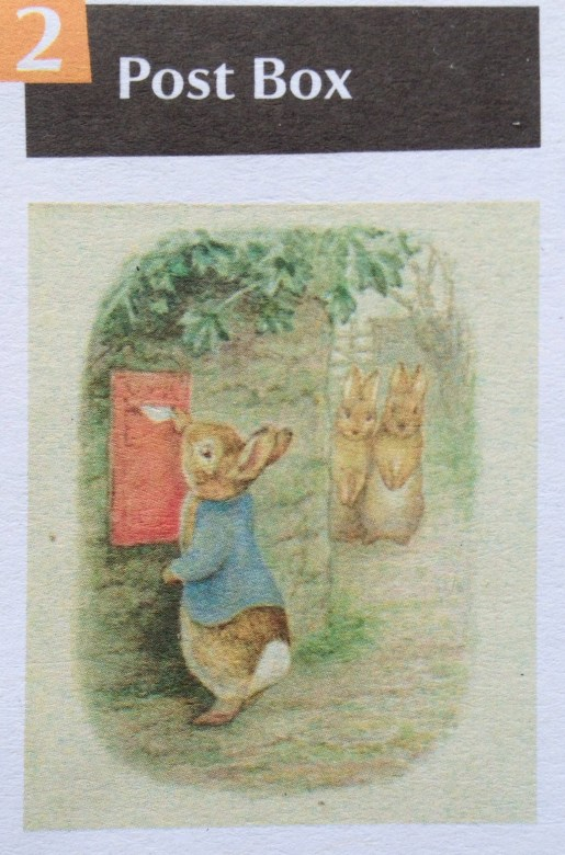 From Beatrix Potter's book