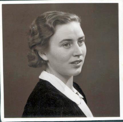 Eva during the war