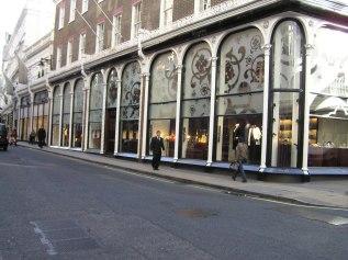 New Bond Street January 2007