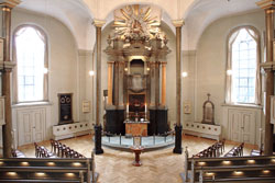 The Alter at Frederiksberg Church