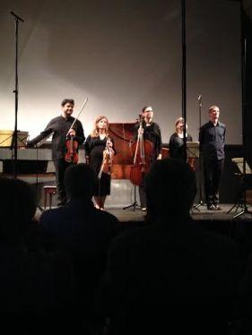 Chiaroscuro Quartet and Cédric Tiberghien
