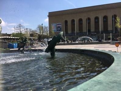 Goeta Square/ Götaplatsen