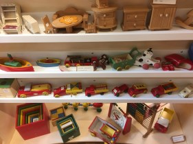 doll furniture and cars