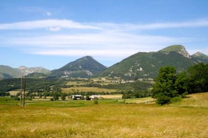 Lus-La-Croix-Haute, France