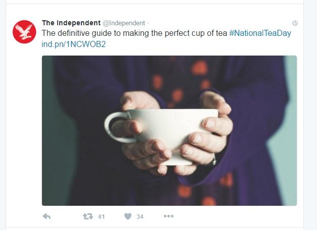 tea independent