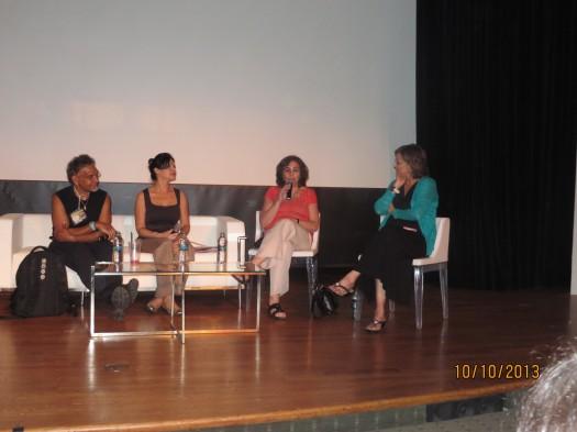 ´Joel Franz Rosell, Zulma Ayes, Ana María Shua y María Juliana Villafañe