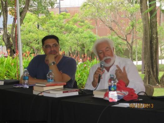 Elidio Latorre Lagares y Eduardo Garrigues