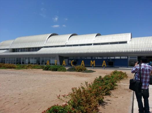 Aeropuerto de Atacama