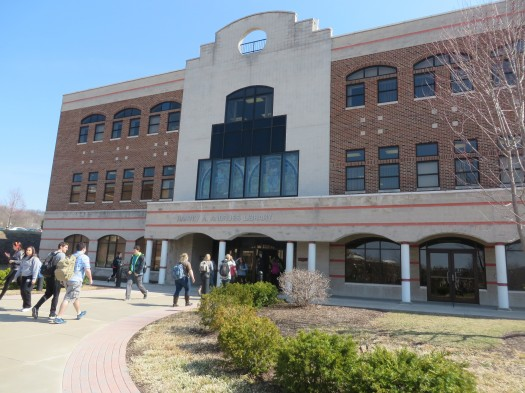 Andrus Library at BU