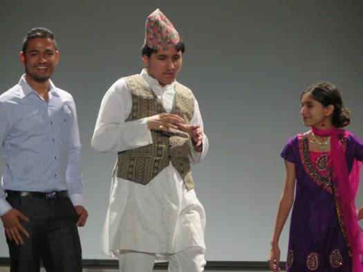 Nepali Students