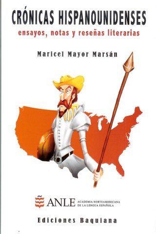 Portada Crónicas Maricel Mayor Marsán