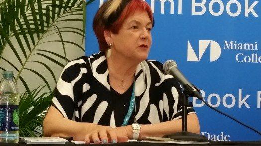 Feria del libro Miami 2015 - Mariasun Lande
