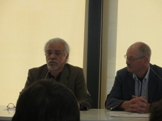Marío Castro Navarrete y Will Heeffer.