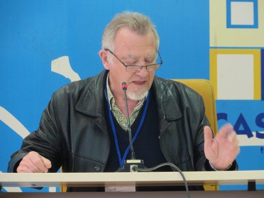 Germain Droogenbrodt poeta de Bélgica residente en España.
