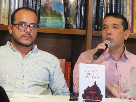 Rubén Varona y Carlos Bermeo