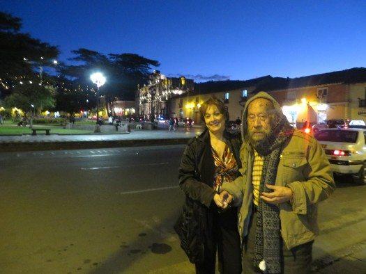 María Juliana Villafañe y Don Genaro Ledesma Izquieta.