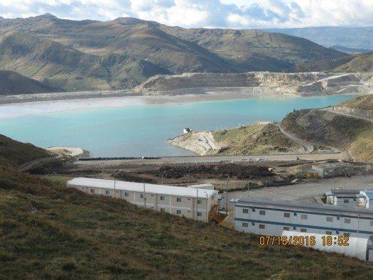 MInas en Cajamarca