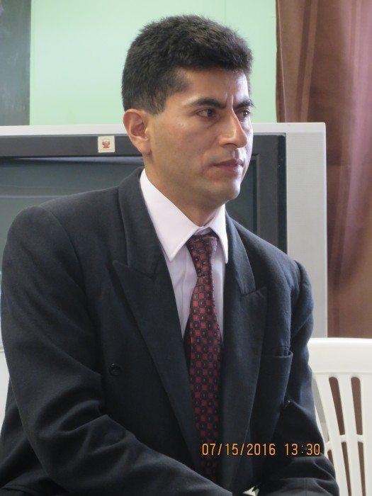 Roberto Barbosa Rojas
