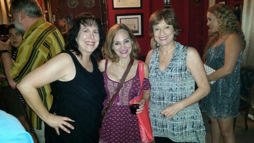 MJ, Julie y Myriam Amanda 2016
