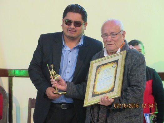 Yuri Ernesto Neyra Guevara y José Guillermo Vargas