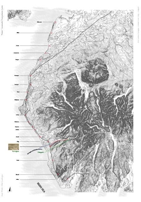 cumbria map
