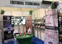Licenciada Sandra Siebert - Editorial UTP en la XIII Feria Internacional del Libro . Panamá.
