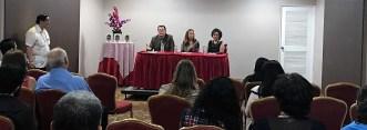 Presentación novela El color de las buganvillas ( 2017 )