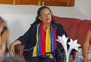 Candidata María León