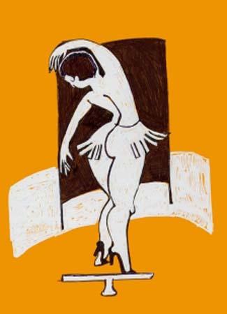 Bailarina Caja Musica - 2001 (100€)