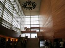 Interior de el Kursaal, Imponente