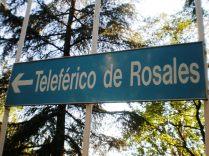 Teleférico de Rosales, Madrid