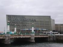 El Kursaal, sede del Festival de cine de San Sebastián