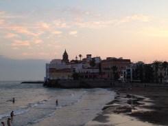 Paseo Marítimo, Playa de San Sebastiá