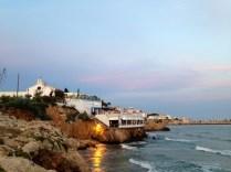 Paseo de Balmins en Sitges