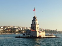 La Torre de Leandro o de la Doncella, una isla para la hija del Sultán