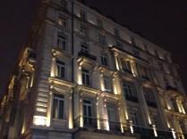 Fachada del Hotel Pera Palace