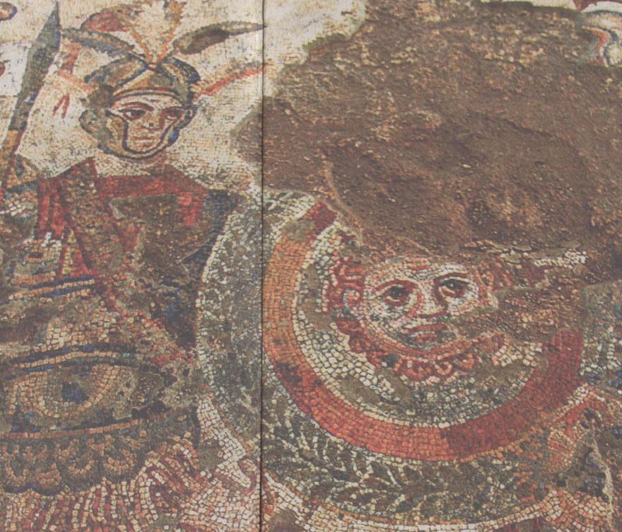 O mosaico da Medusa (4/5)