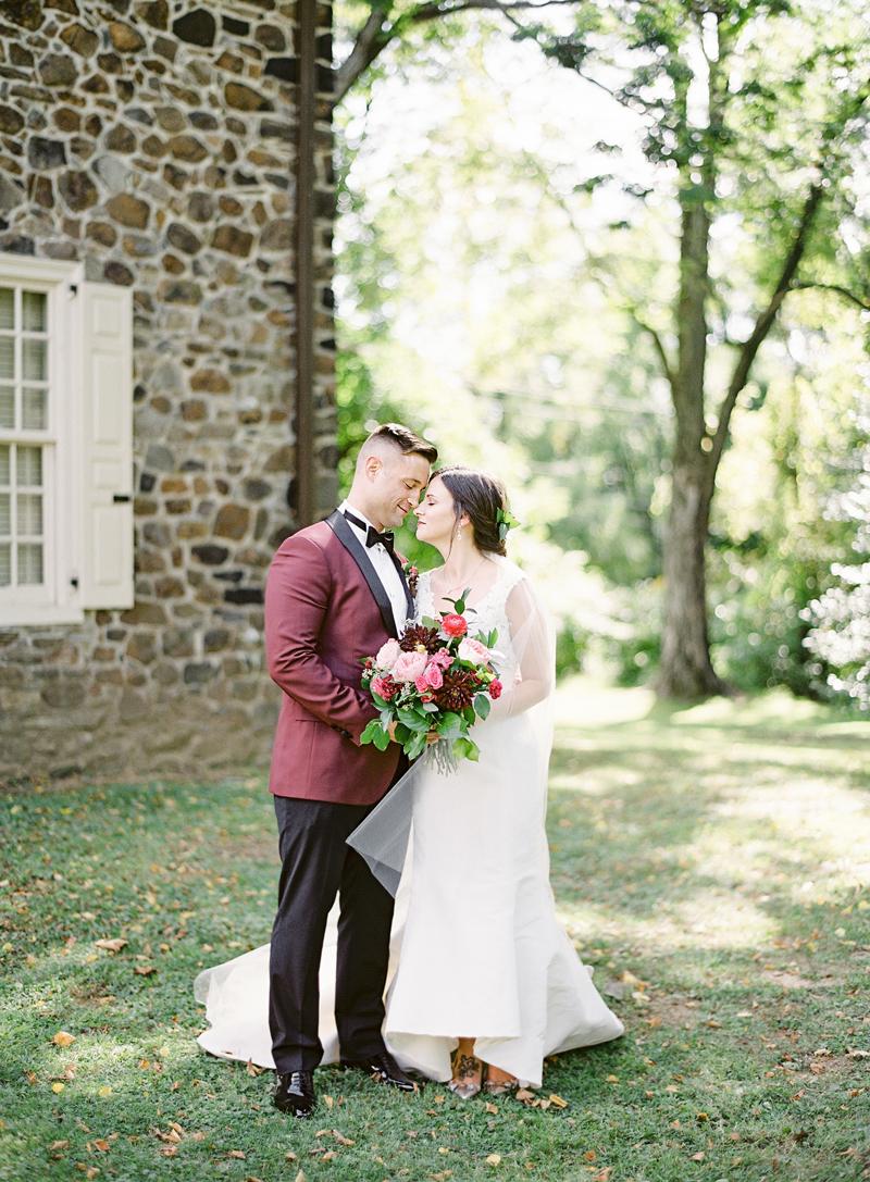 Anthony Wayne House Wedding