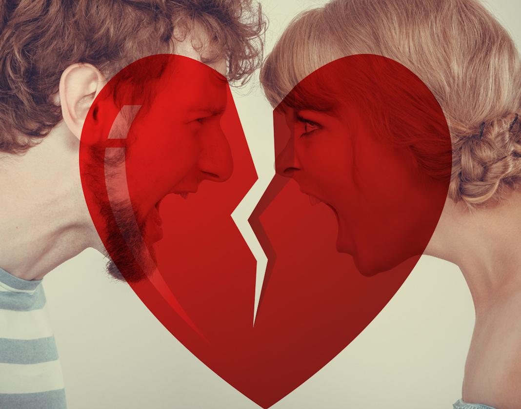 Rompimiento de pareja