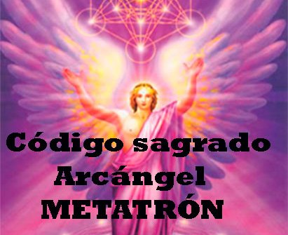 Código-sagrado-del-Arcángel-Metatrón
